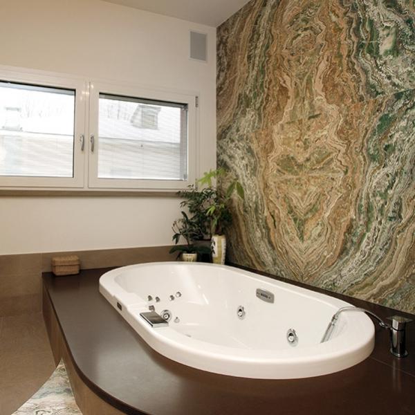 Bagno in marmo top in pietra lavica with bagno in marmo - Mobile bagno marmo ...